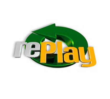 project replay logo